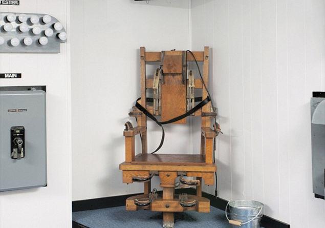 Il sismografo for Morte con sedia elettrica