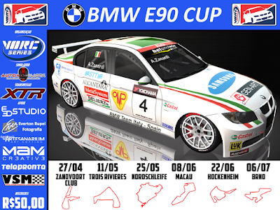 BMW E90 Cup