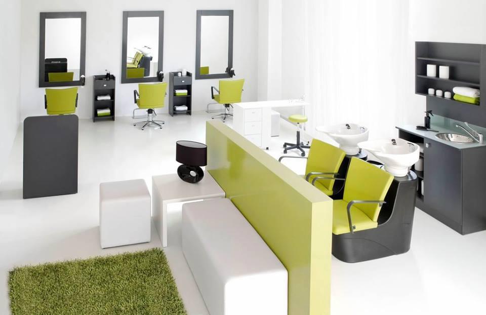 Muebles para peluqueria muebles de spa mobiliario de for Abrir un salon de belleza