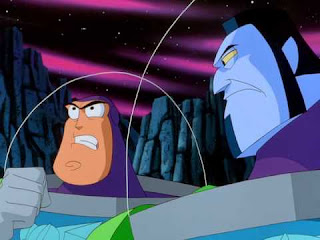 Buzz Lightyear do comando estelar A aventura começa
