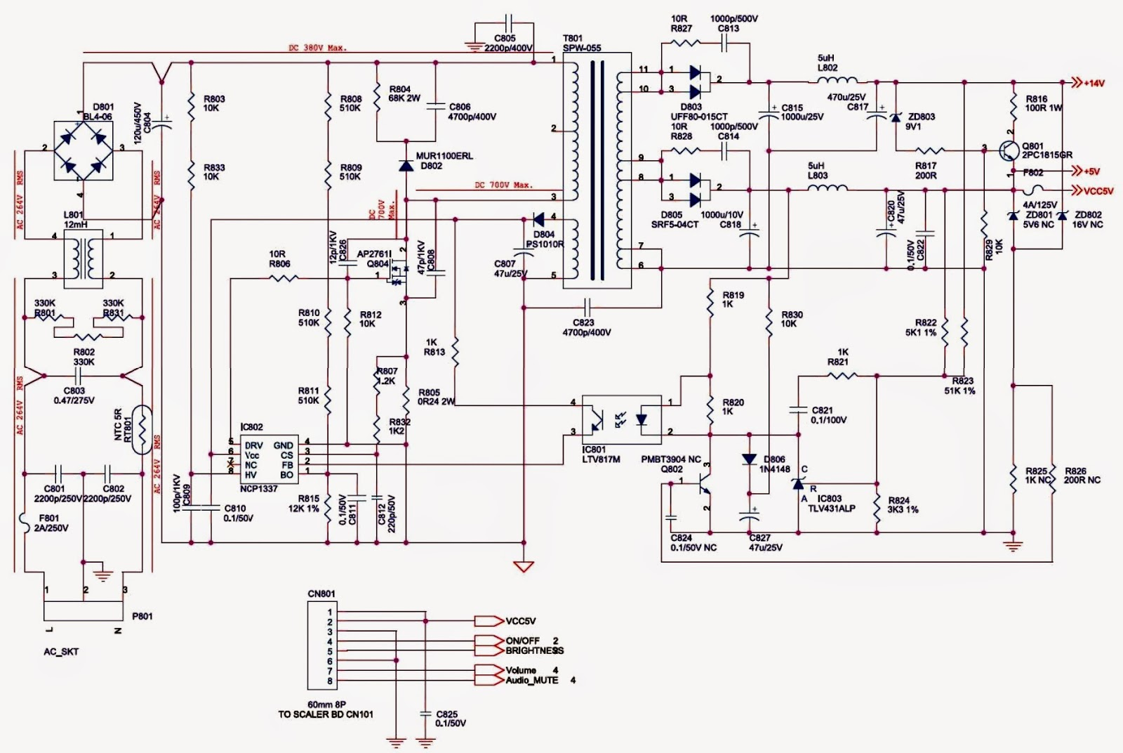 monitor power control wiring diagram electro help samsung 920nw     19 inch lcd    monitor    circuit  electro help samsung 920nw     19 inch lcd    monitor    circuit