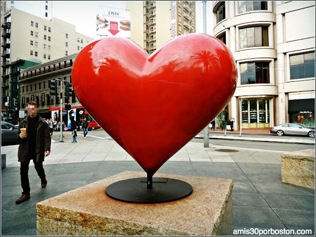 Corazón, Union Square