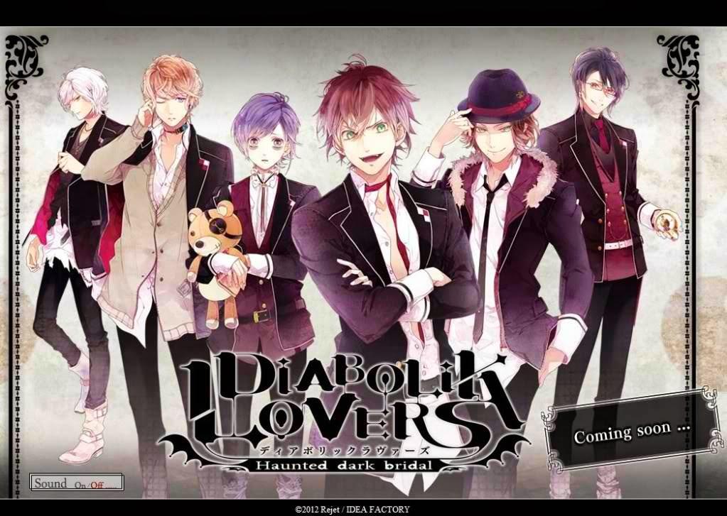 Anime Wikia9 Diabolik Lovers Official Anime Wikia