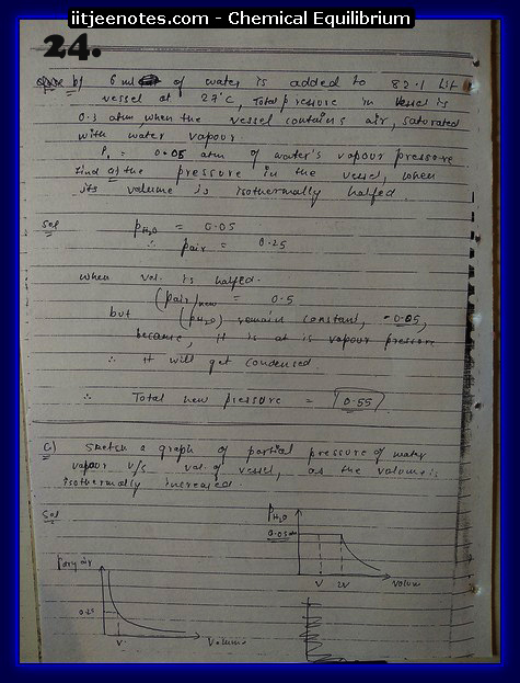 Chemical Equilibrium chemistry1