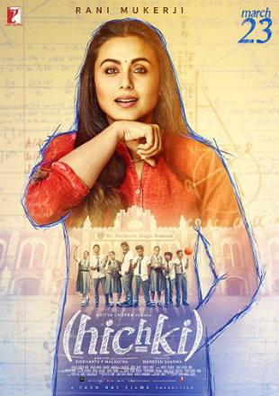 Hichki 2018 Hindi Movie Download Hd pDVDRip 700Mb