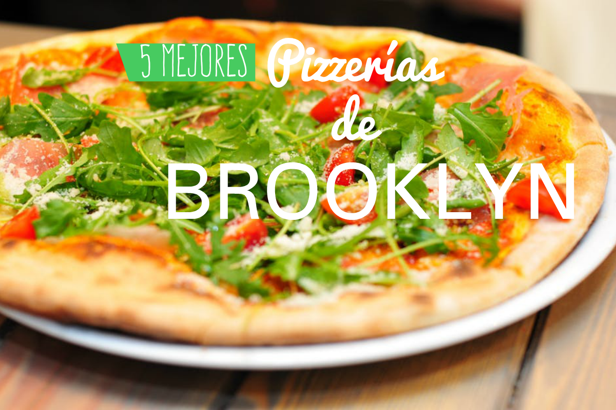 Las mejores pizzerías de Brooklyn - El Nueva York De Sara - Descubre ...