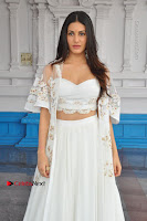 Telugu Actress Amyra Dastur Stills in White Skirt and Blouse at Anandi Indira Production LLP Production no 1 Opening  0125.JPG