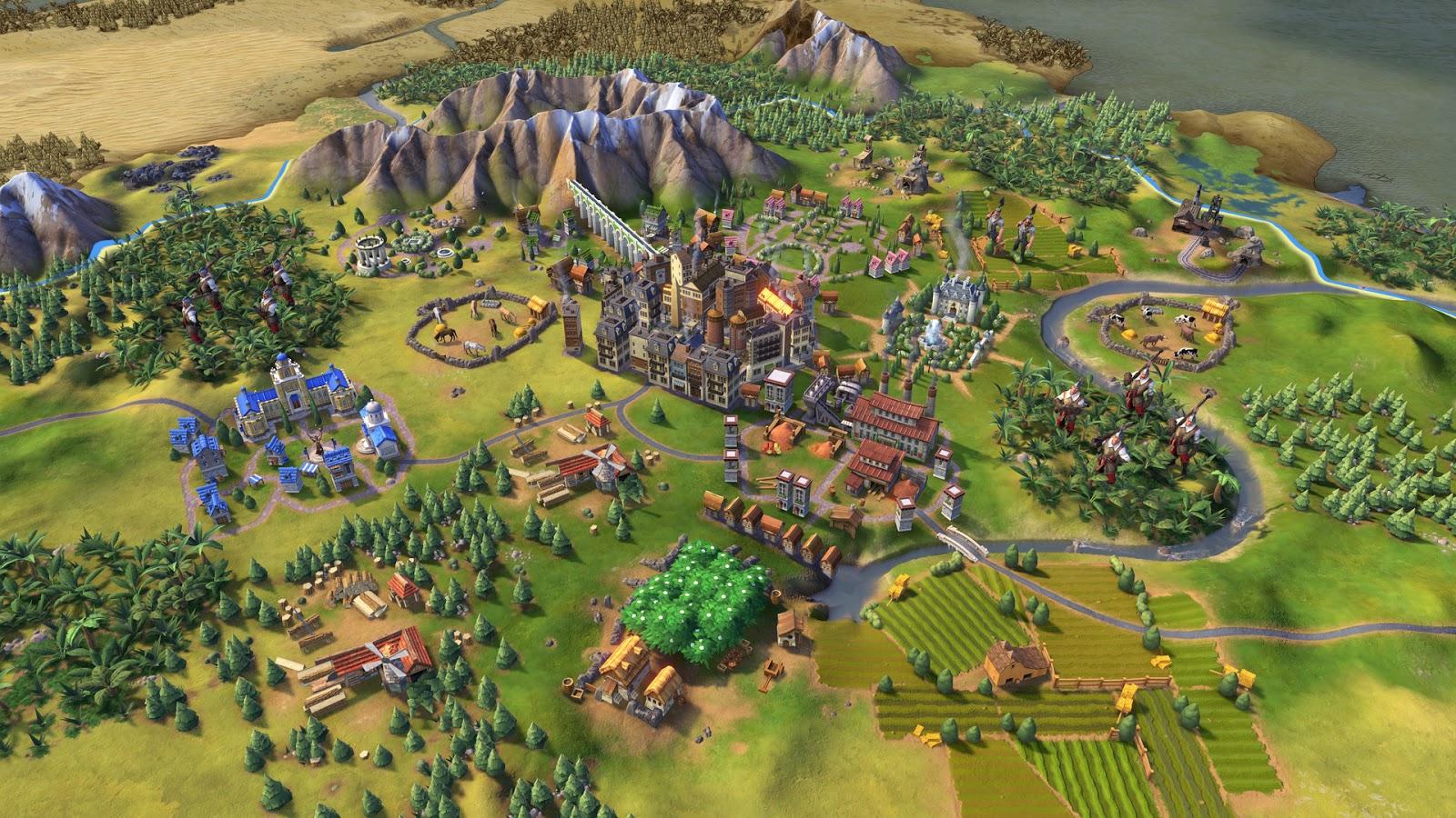 Sid Meiers Civilization VI Gathering Storm PC ESPAÑOL (CODEX) 4