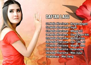 Kumpulan Lagu Mp3 Terbaik Nella Kharisma Full Album (2017) Lengkap