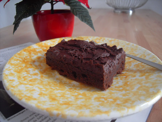 Zimt-Brownies | Cinnamon Brownies | Foodblog rehlein backt