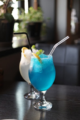 blue curacao lemonade recipe, lemon juice