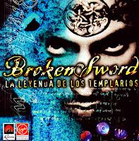Broken Sword Estuche CD delantera