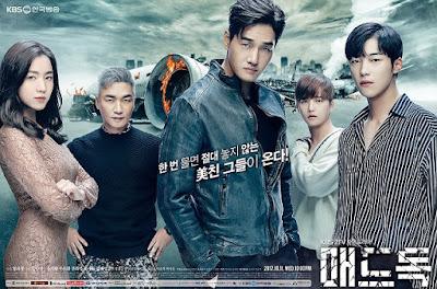 Drama Korea Mad Dog Subtitle Indonesia