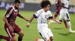 نادي الجزيرة يفرض التعادل السلبي على فريق العين في الجولة السادسه من دوري الخليج العربي الاماراتي