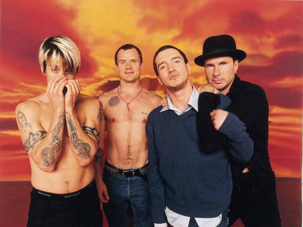 Twila Mann Red Hot Chili Peppers Wallpaper Hd