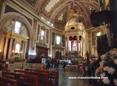 Basílica de la Virgen de la Salud de Pátzcuaro