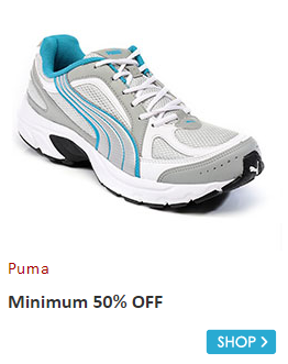 e864ccce1 Get Best Offer  Snapdeal Shoes Offer   Get Upto 50% Off on the PUMA ...