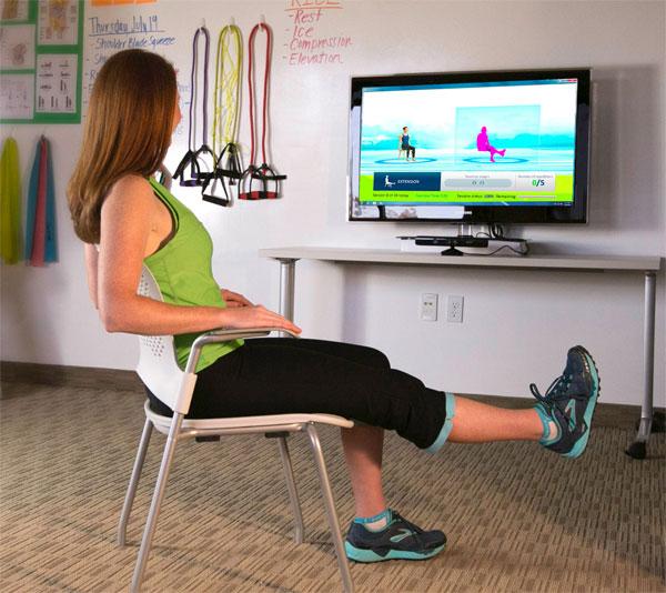 Videojuegos Para La Salud Xbox 360 Y Kinect