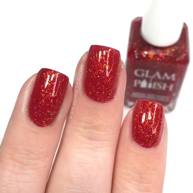 Glam Polish You've Got Your Wand Permit?