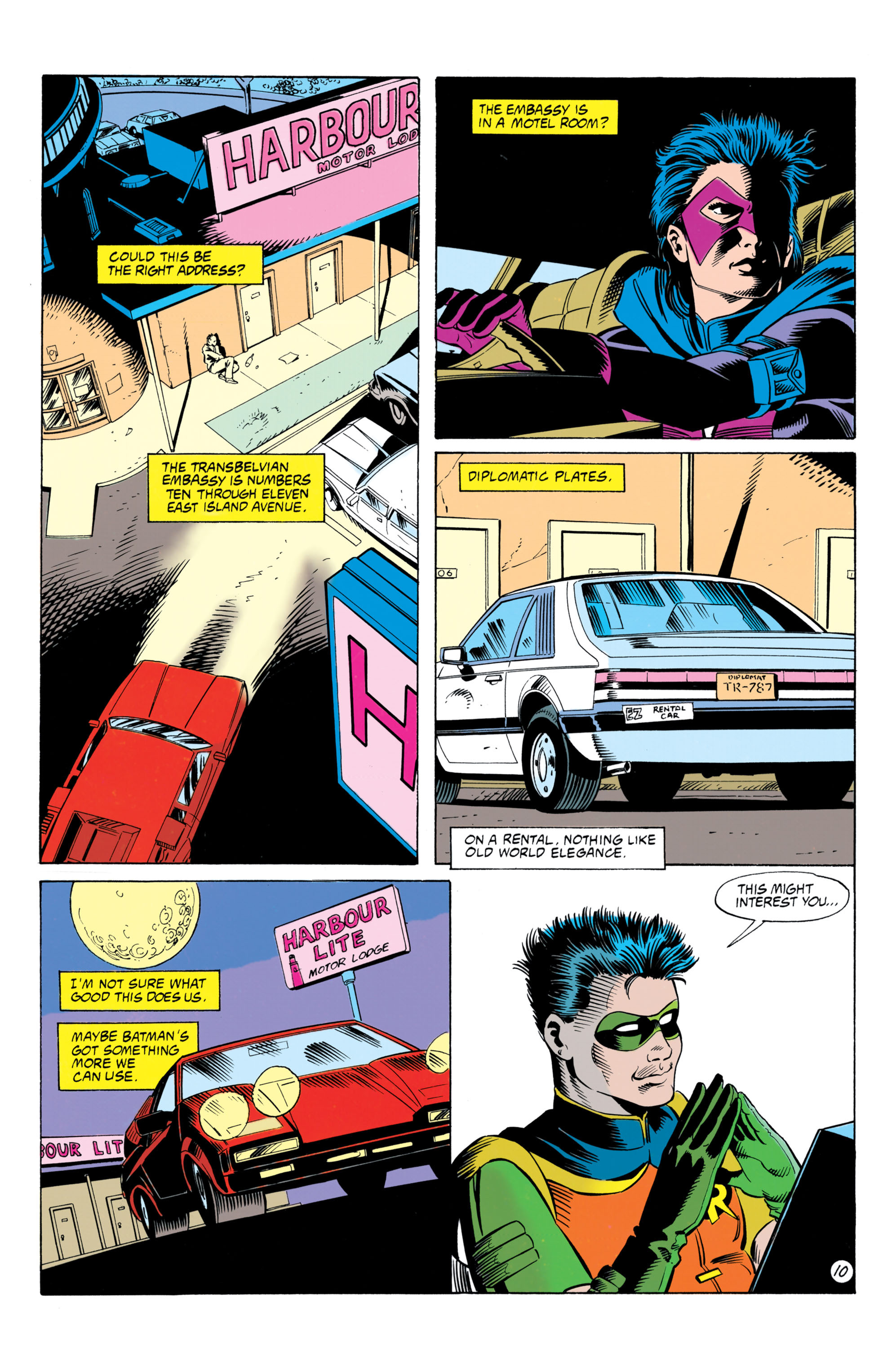 Detective Comics (1937) 653 Page 10
