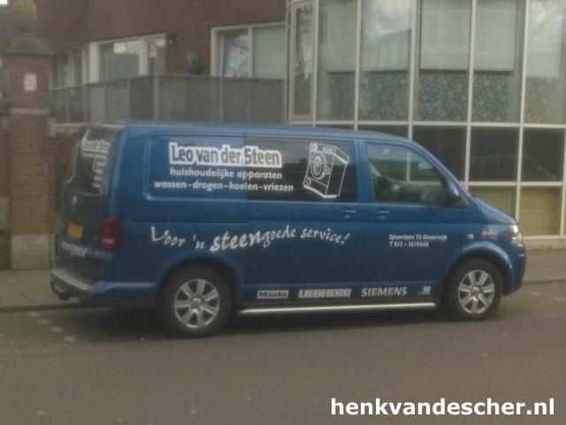 Leo Van Der Steen.Slechte Slogans Voor N Steengoede Service