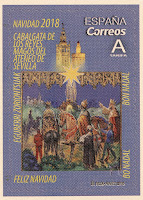 CABALGATA DE LOS REYES MAGOS DEL  ATENEO DE SEVILLA