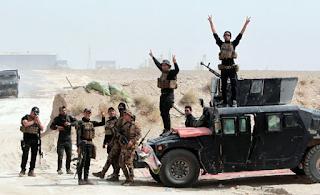 ISIS Use 50,000 Civilians As 'Human Shields' As Iraqi Forces Blitz Fallujah
