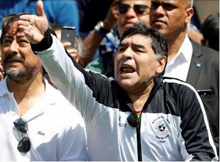 maradona komentar