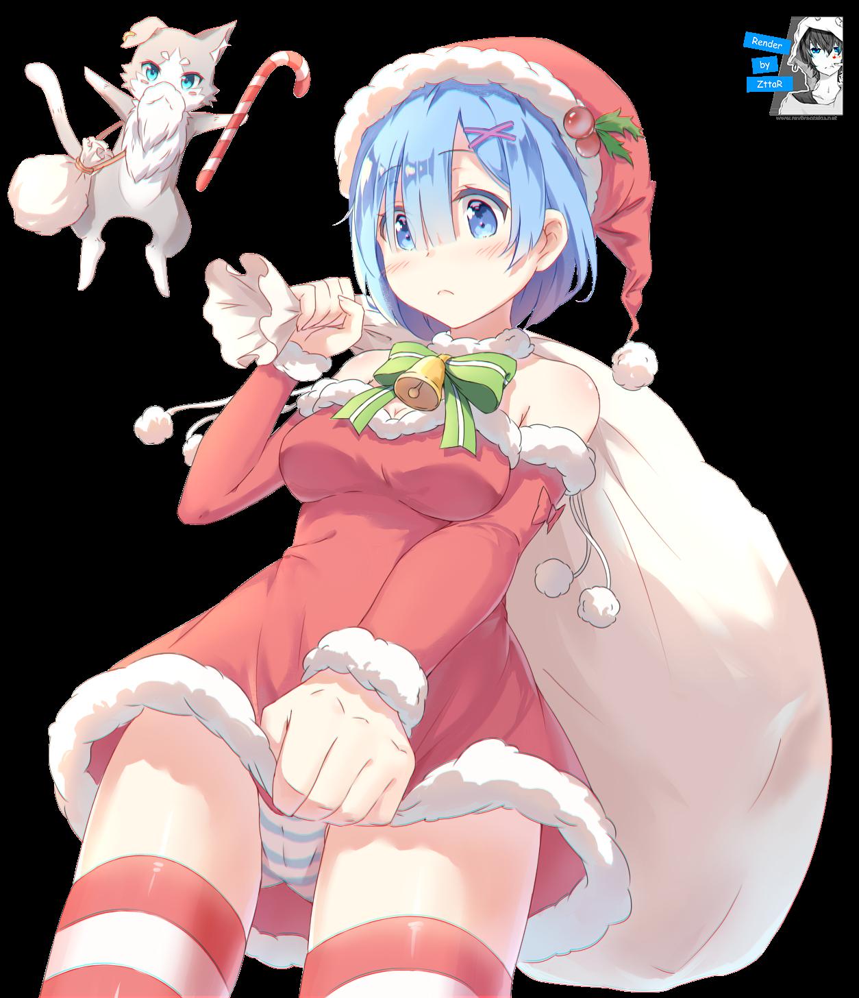 Render Rem - CHRISTMAS