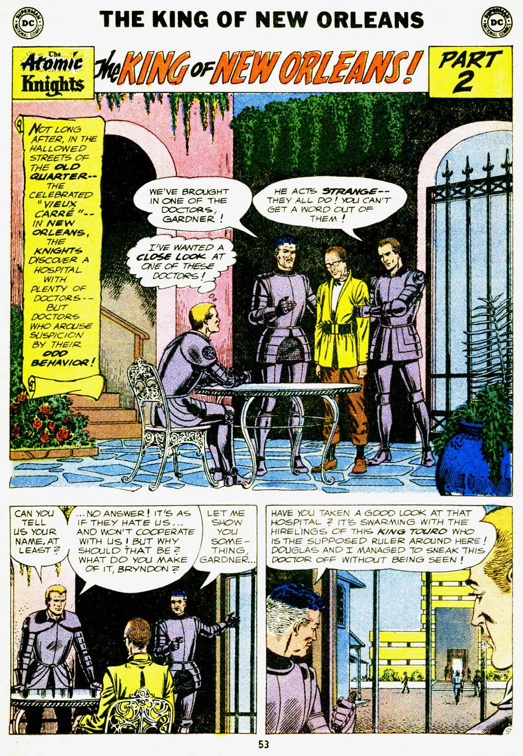 Strange Adventures (1950) issue 227 - Page 54
