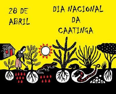 """Blog """"No Sertão da Paraíba"""": Dia da Caatinga"""