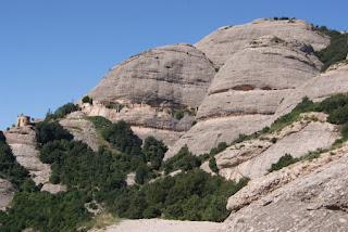 Capella de Sant Joan al massís de Montserrat per Teresa Grau i Ros