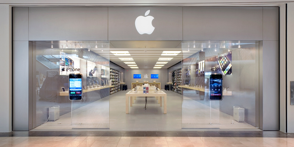 Thieves steal Apple products worth $27000 from this Apple store