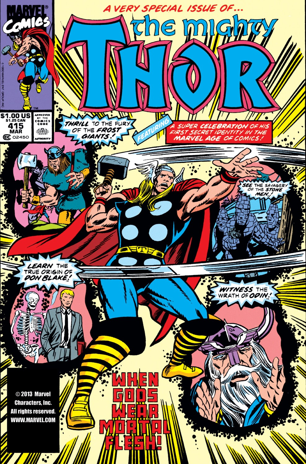Thor (1966) 415 Page 1
