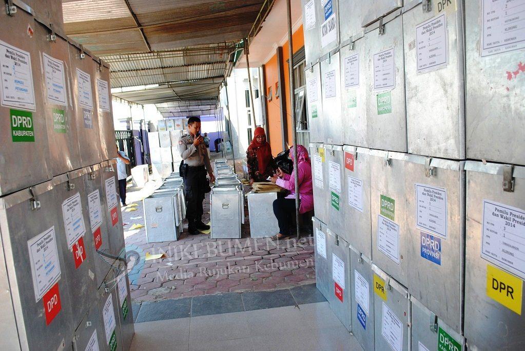 Pemilu 2019, Pemilih Disabilitas di Kebumen Mencapai 2.744 Orang