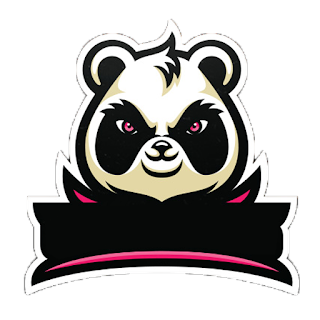 Logo Dream League Soccer 2017 panda