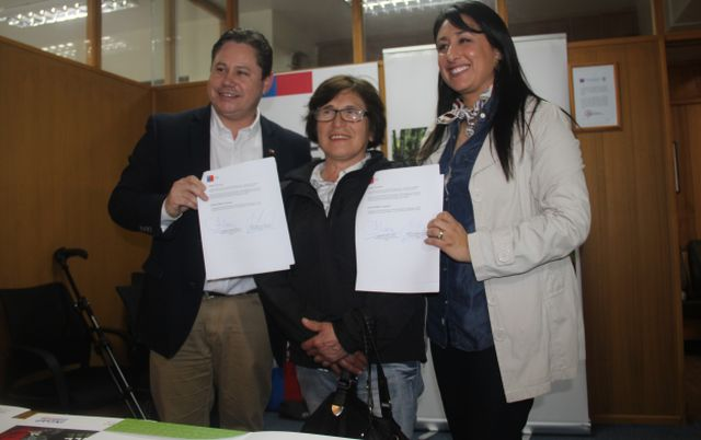 Acuerdo para apoyar a la pequeña agricultura