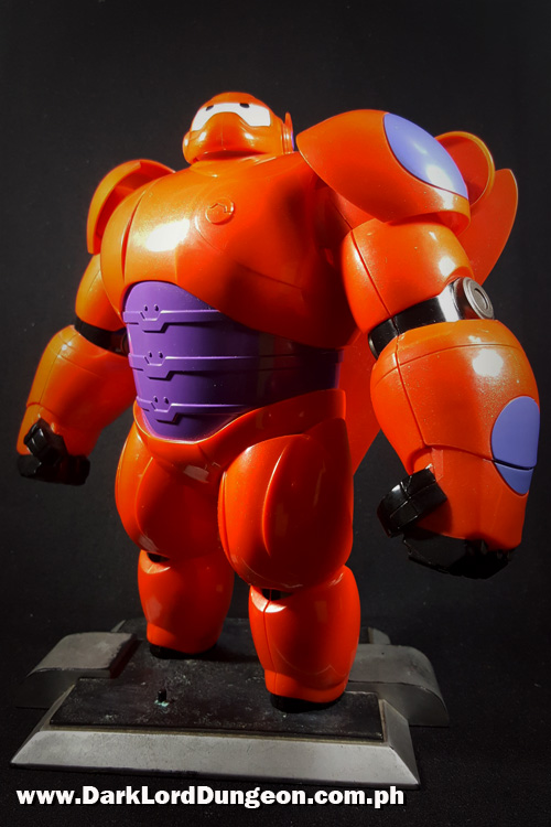 Big Hero 6 Baymax Armor Up Action Figure Quick Review