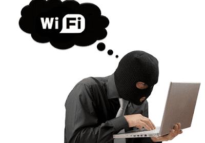 cara mengetahui orang yang memakai wifi kita di android