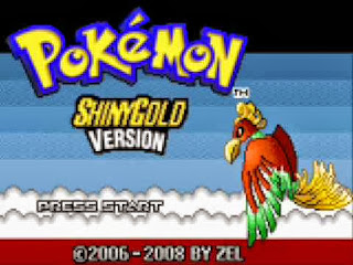 Download Pokemon : Shiny Gold Version - For GBA