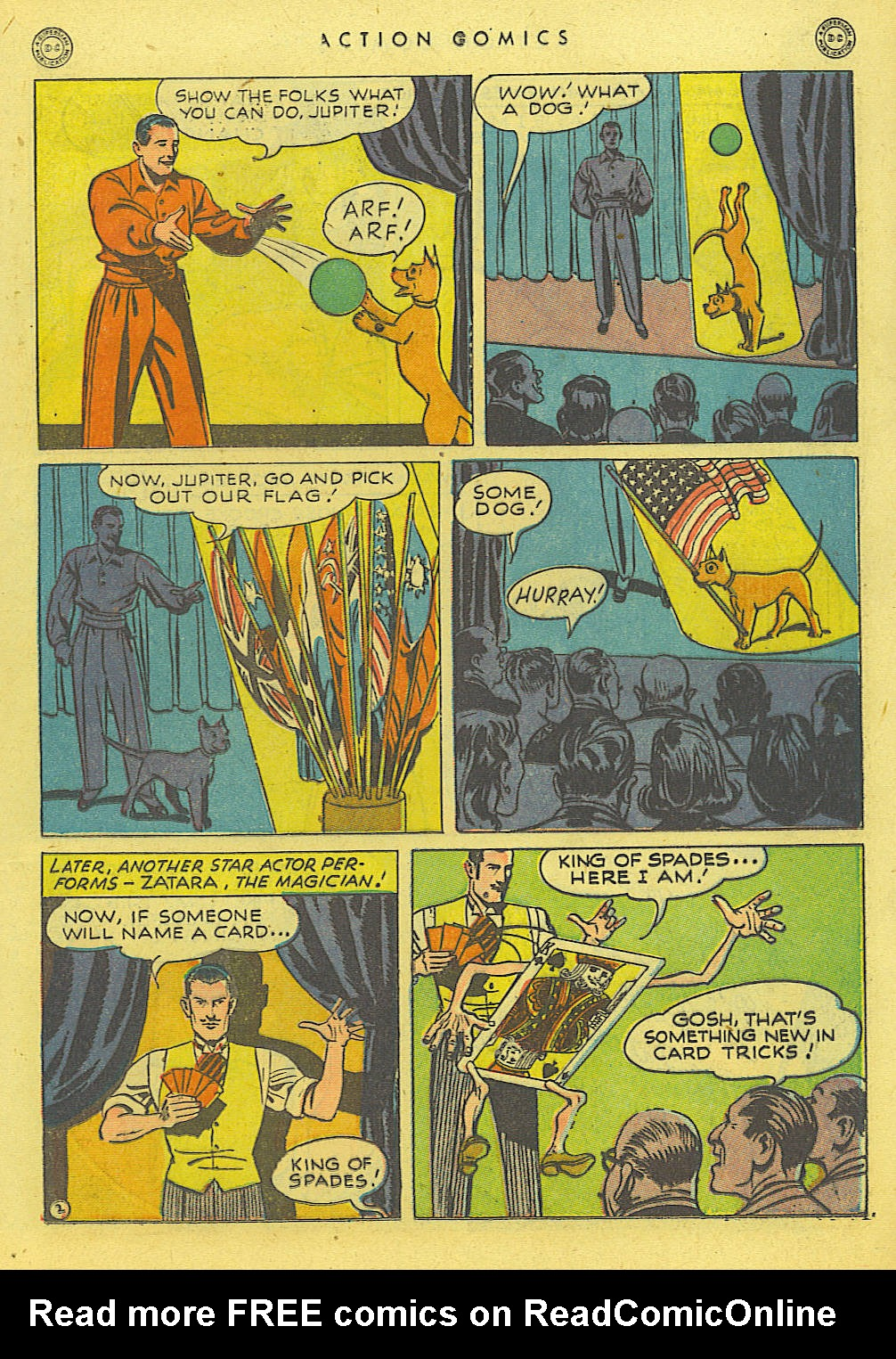 Read online Action Comics (1938) comic -  Issue #114 - 25