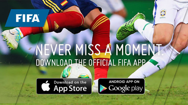 APPS TO FOLLOW THE FIFA WORLD CUP 2018