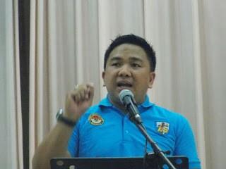 Jacko Kumaat - KNPI Sulut