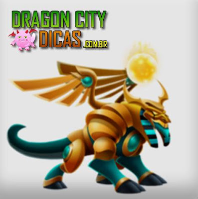 Dragão Ra - Informações