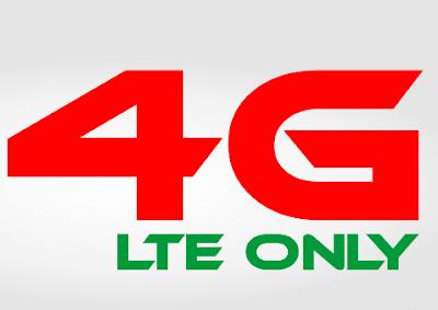 Cara Mengunci Jaringan 4G LTE Pada Smartphone Android