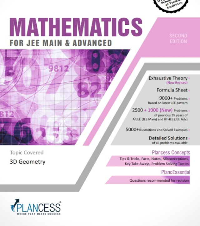 3D GEOMETRY NOTE BY PLANCESS