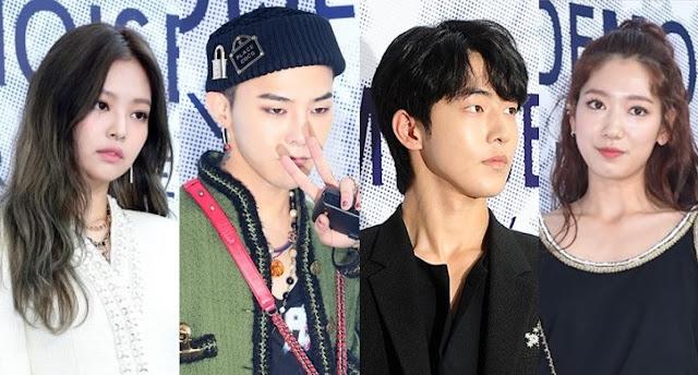 Top 8 nghệ sĩ Hàn Quốc ăn mặc đẹp nhất tham dự triển lãm Chanel tại Seoul!