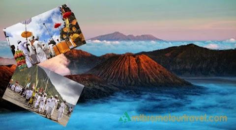 Mount Bromo Tour on Kasada Ceremony 2 days