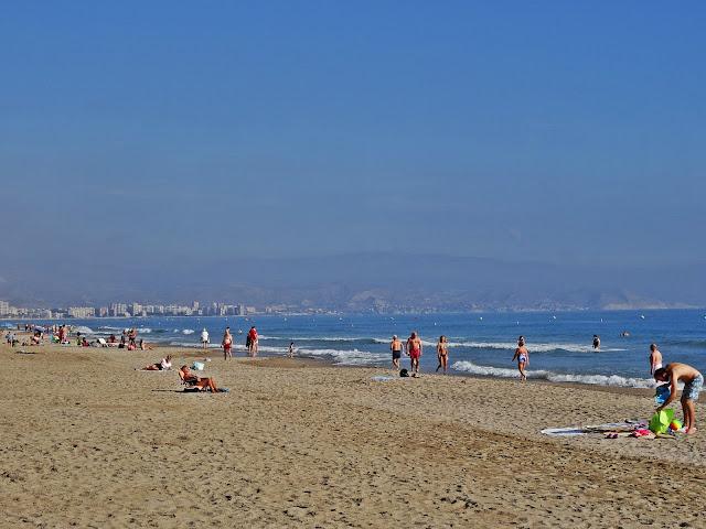 wypoczynek na Costa Blanca San Juan de Alicante,