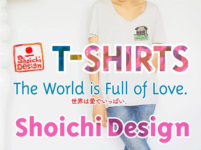 Shoichi Design T-shirt Online Store